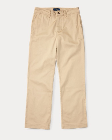 Wrinkle-Resistant Chino