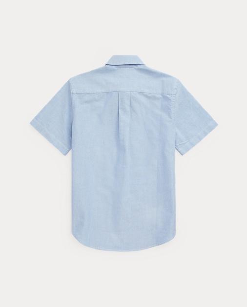 Boys 8-20 Blake Cotton Uniform Shirt 2