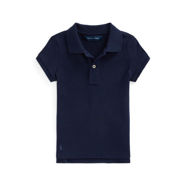 폴로 랄프로렌 여아용 폴로셔츠 Polo Ralph Lauren Uniform Polo,Newport Navy