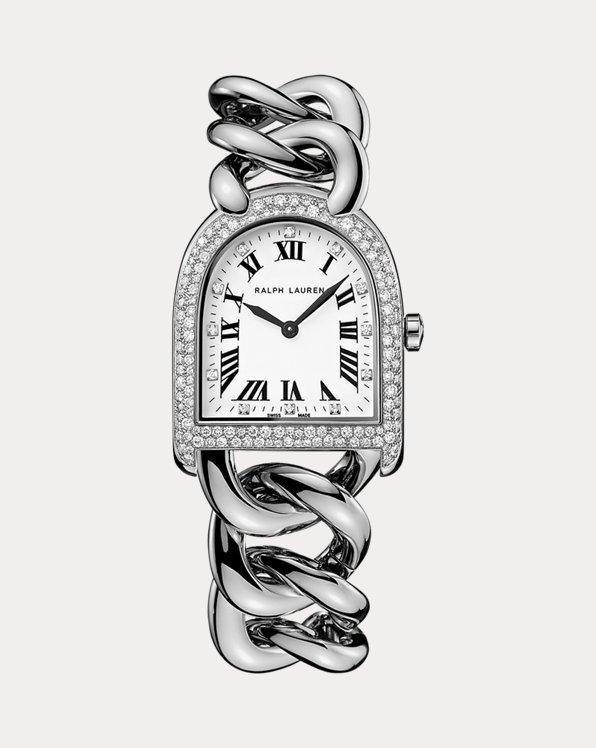 Petite-Link Steel Diamonds