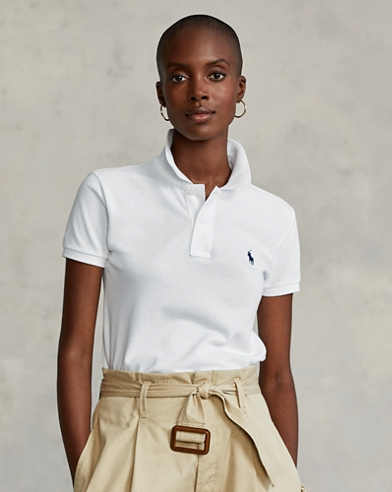 Women s Polo Shirts - Long   Short Sleeve Polos  f6c70646e38c
