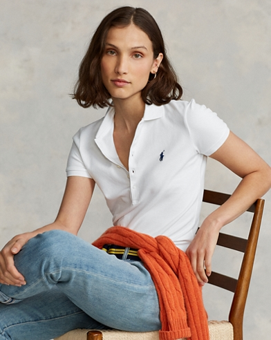 4a4abea894 Women's Polo Shirts - Long & Short Sleeve Polos | Ralph Lauren