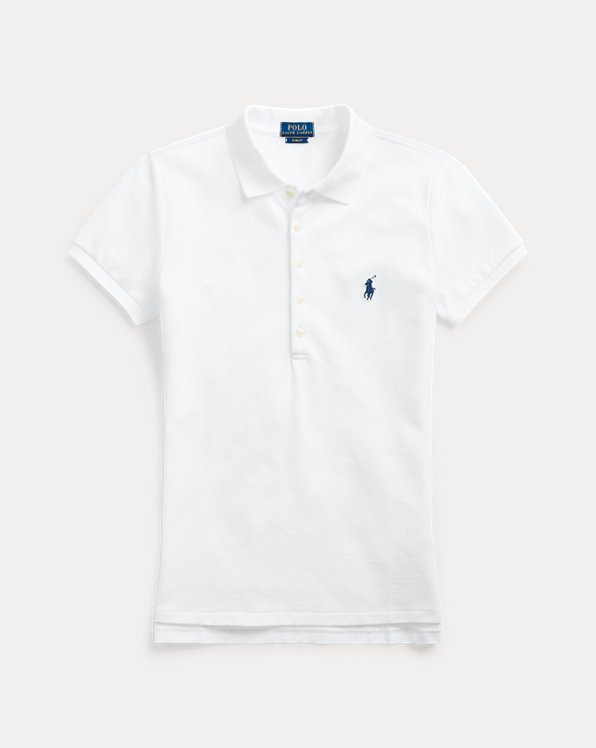 Slim-Fit Polohemd