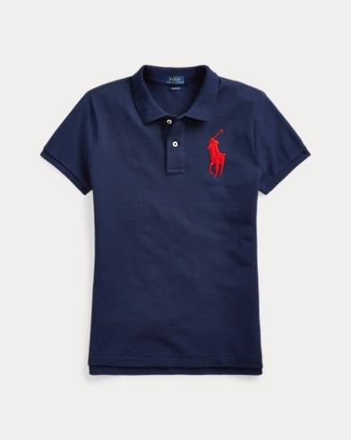 8f1e1a9b8 Women's Polo Shirts - Long & Short Sleeve Polos | Ralph Lauren