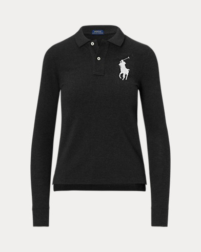 7cb8890c6fcba6 Women s Polo Shirts - Long   Short Sleeve Polos   Ralph Lauren