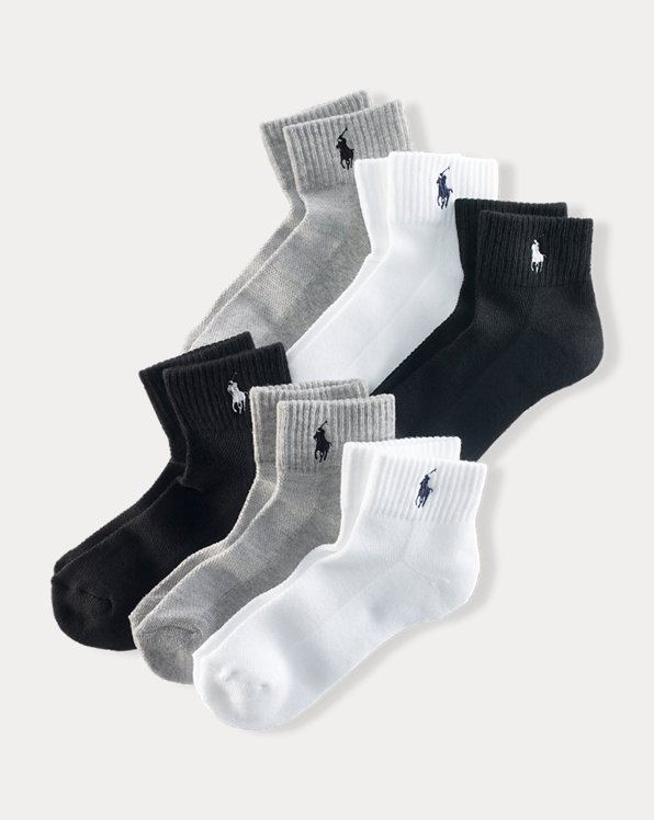 Ankle Sport Sock 6-Pack
