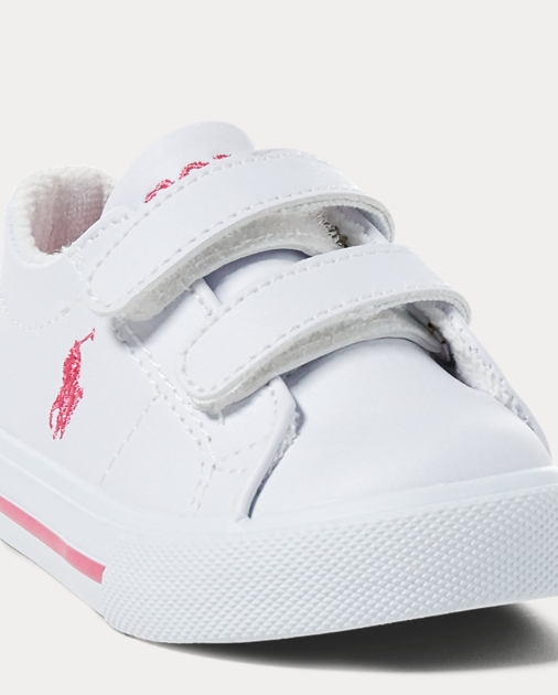 Pick SZ//Color. Polo Ralph Lauren Kids Girls Zaton EZ Sneaker