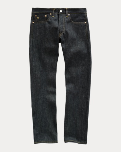 Slim-Fit Selvedge Jean