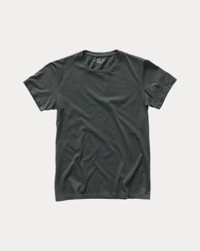 ed7735a00b1 T-shirt col rond en jersey de coton. RRL