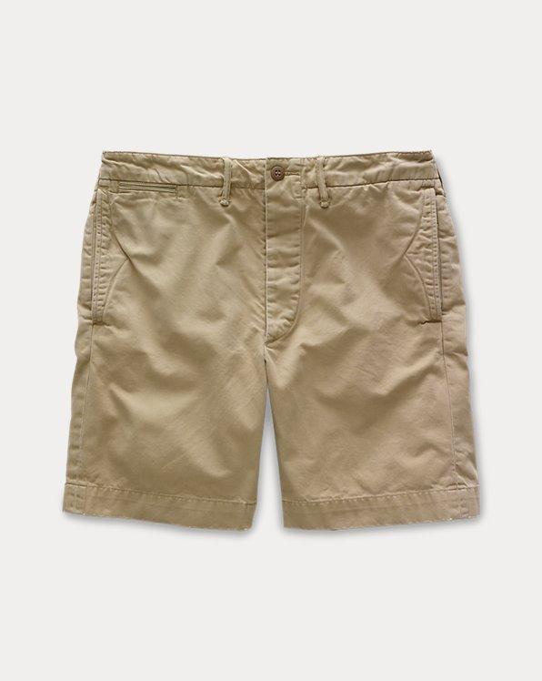 Short chino en coton