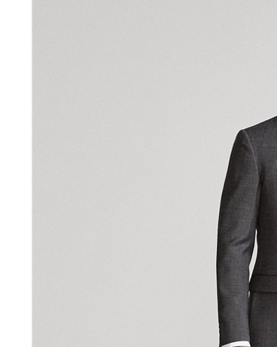 Polo I Wool Sharkskin Suit