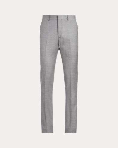 폴로 랄프로렌 울 트윌 팬츠 (슬림핏) - 헤더 그레이 Polo Ralph Lauren Slim Fit Wool Twill Trouser 265359