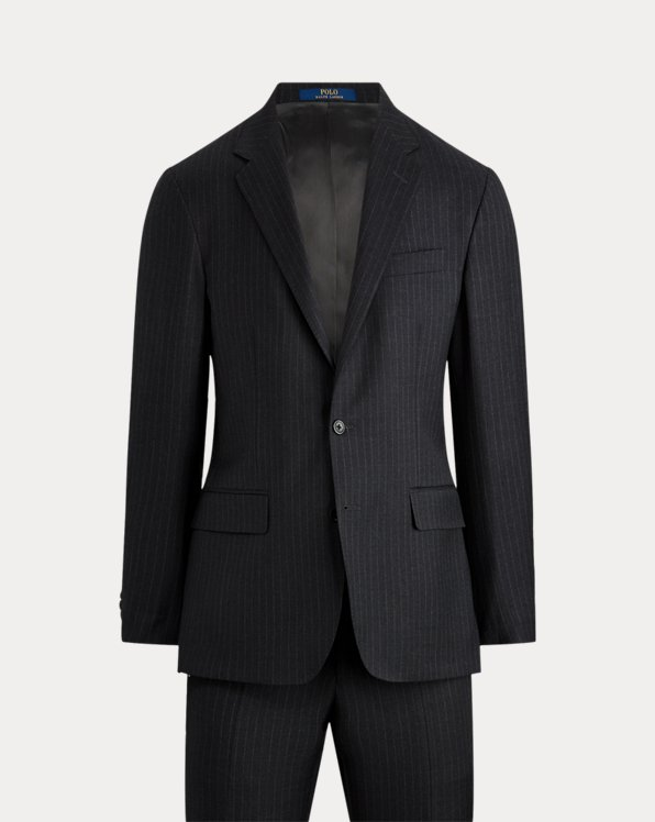 Polo I Pinstripe Wool Suit