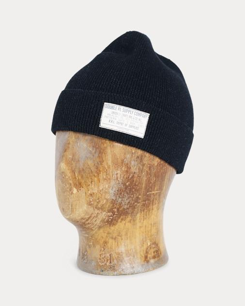 2118a472 Indigo-Dyed Cotton Watch Cap | Hats Hats, Scarves & Gloves | Ralph ...