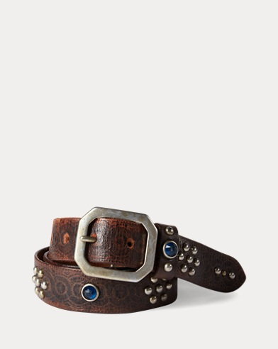Rasco Leather Belt