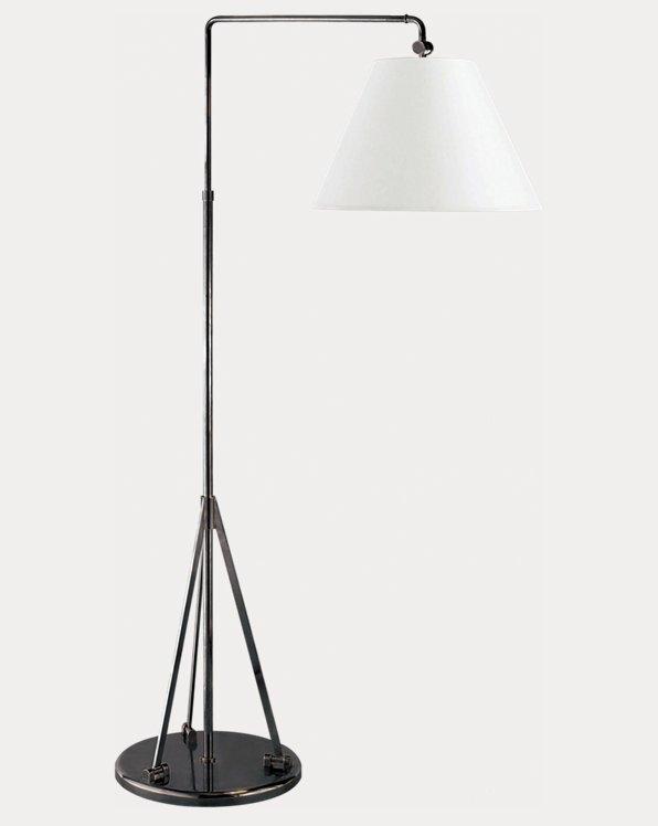Brompton Bronze Floor Lamp