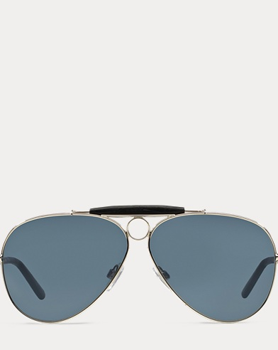 Nautical Pilot Sunglasses