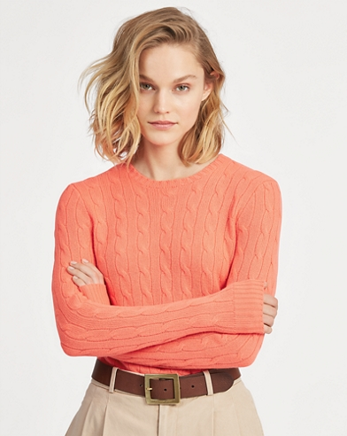 af53745cb50536 Women's Sweaters in Cashmere, Wool, & Cable-Knit | Ralph Lauren