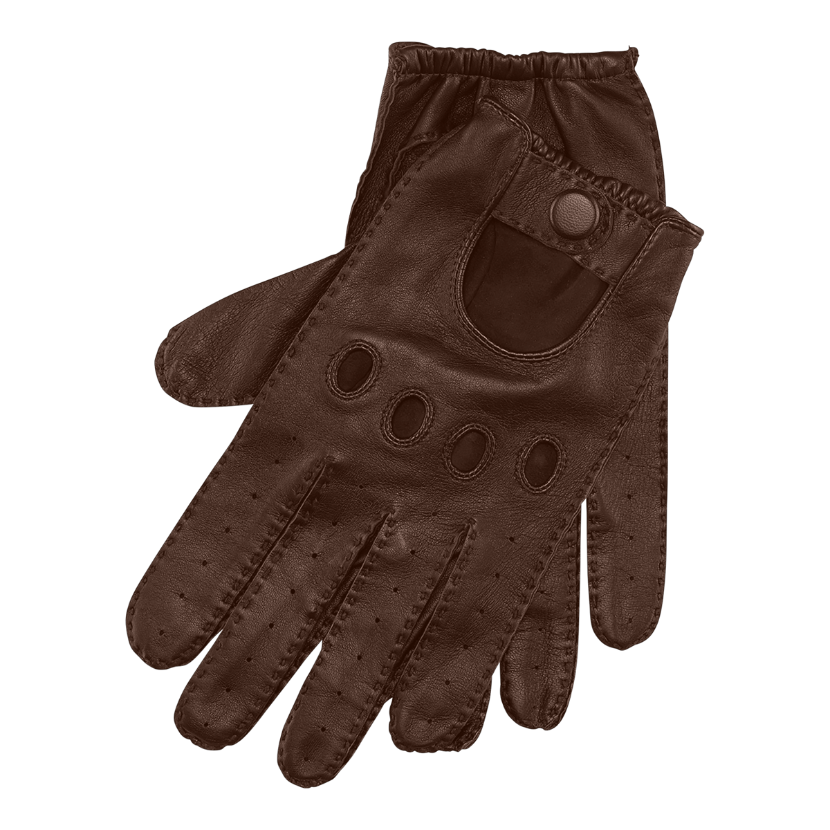 788c5be67868 Men's Classic Leather Driving & Motorcycle Gloves | Polo Ralph Lauren