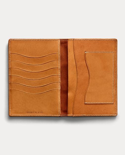 c248c16f69 RRL Leather Passport Cover 3