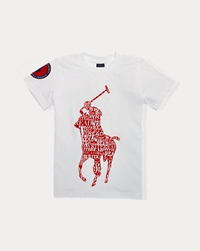 T-shirt Literacy anglais