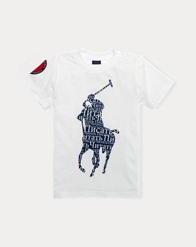 T-shirt Literacy Russie
