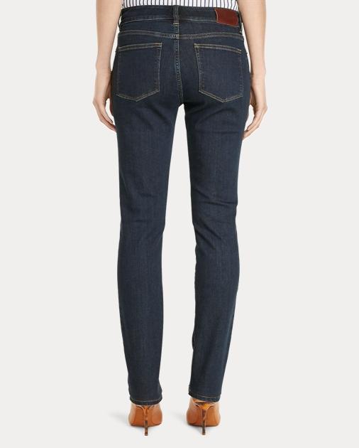 8e57737196 Women s High Rise Slim Straight Jean