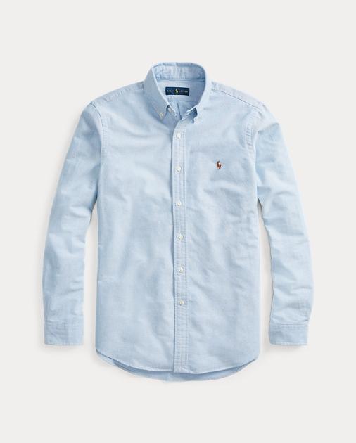 dfc6c511 Classic Fit Cotton Shirt | Classic Fit Casual Shirts | Ralph Lauren