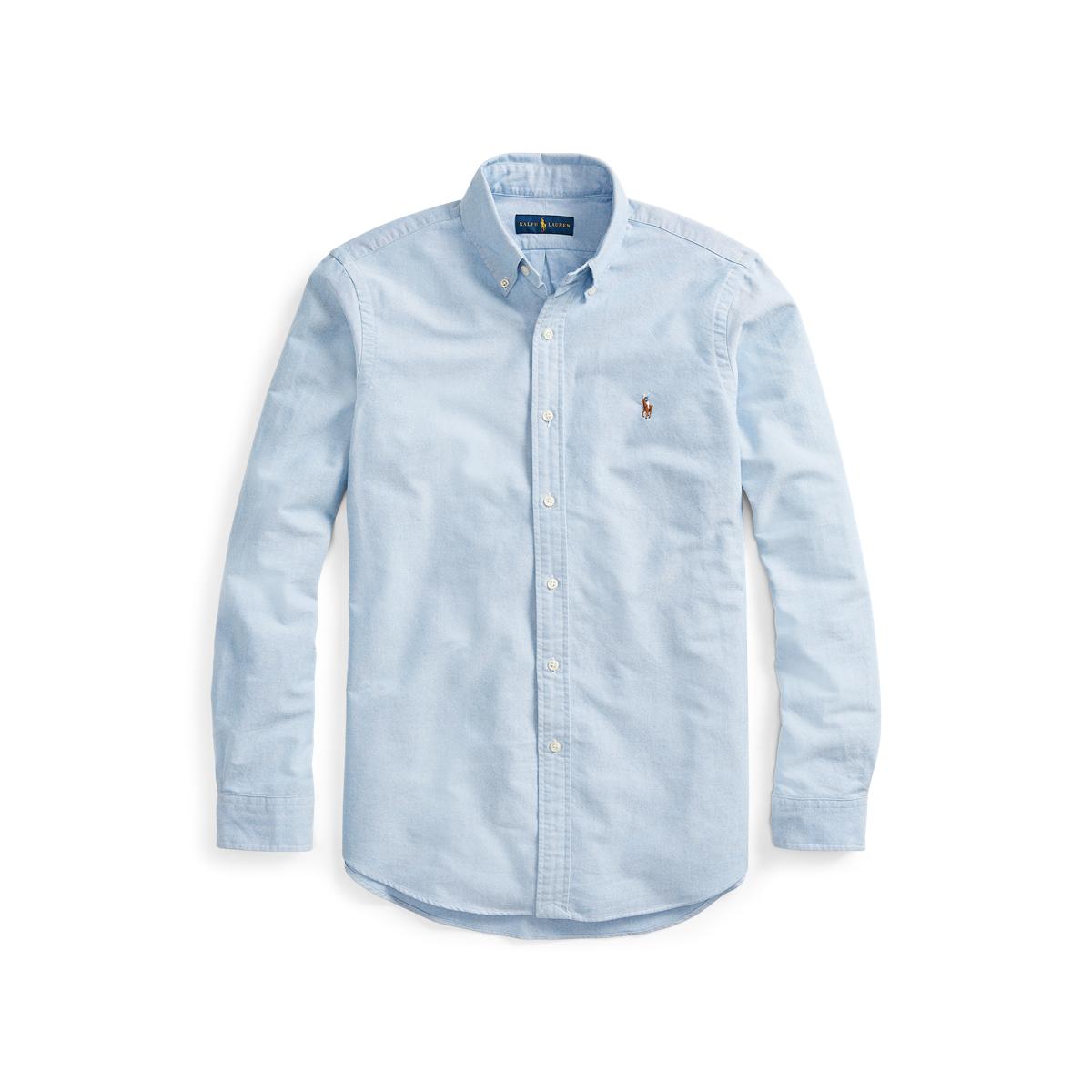 4da40819c Classic Fit Cotton Shirt | Classic Fit Casual Shirts | Ralph Lauren