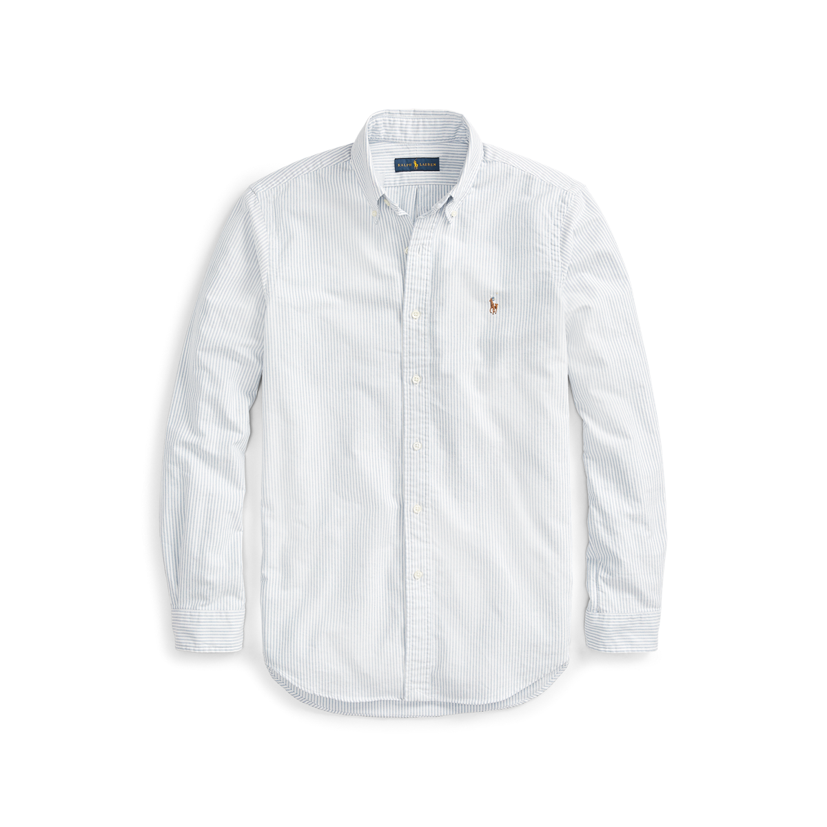 Ralph Lauren Polo Mens Long Sleeve Classic Fit Oxford