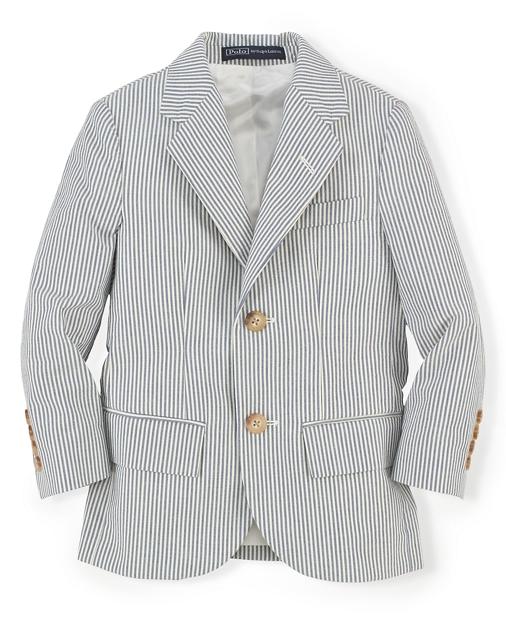 89440d00f0ee Boys 2-7 Polo I Seersucker Sport Coat 1
