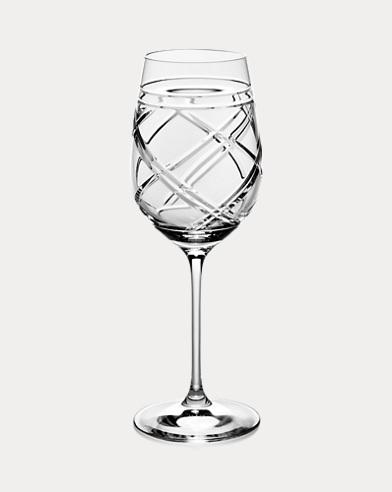 Verre à vin classique Brogan