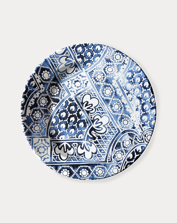 Cote d'Azur Batik Dinnerware Collection