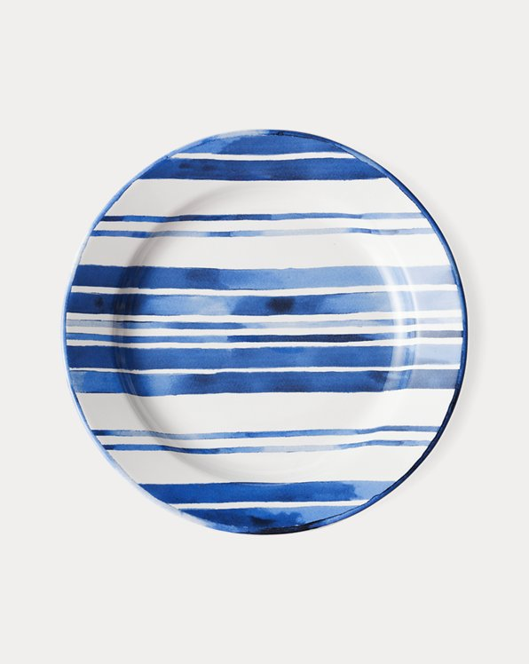 Cote d'Azur Striped Dinnerware Collection