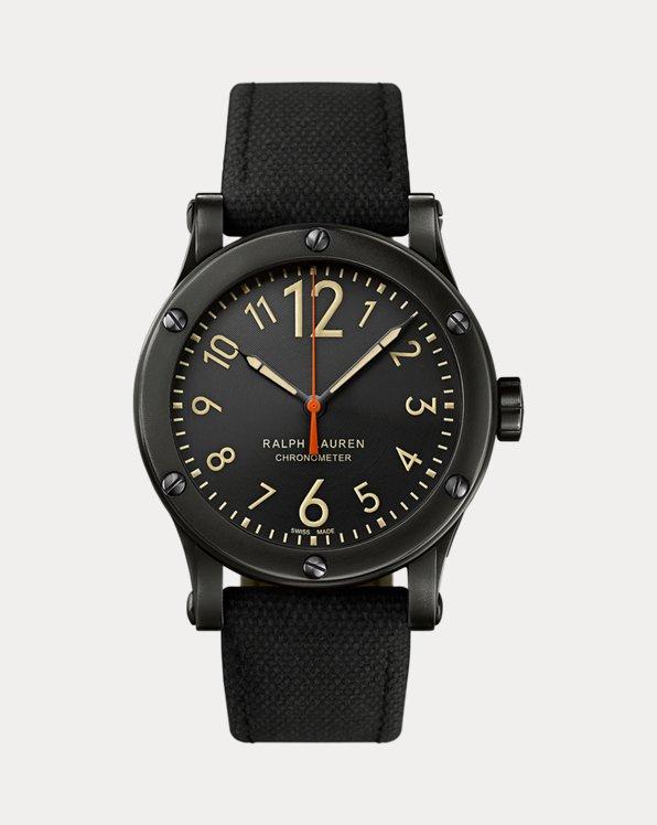 45 MM Safari RL67 Chronometer