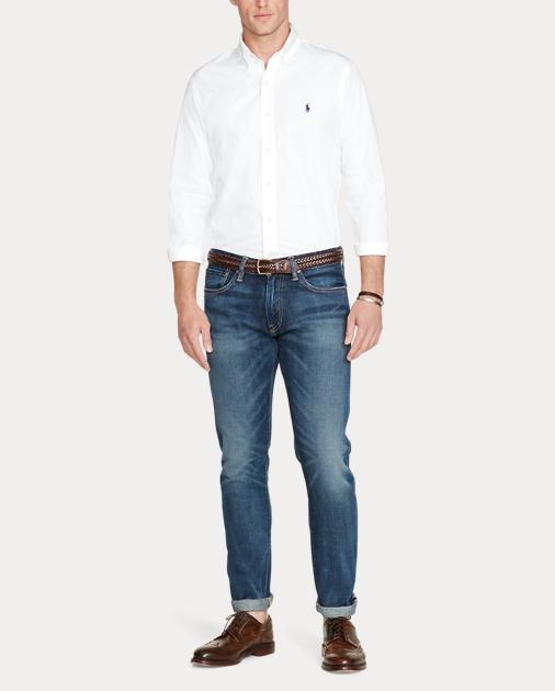 28083235a Polo Ralph Lauren Classic Fit Poplin Shirt 3