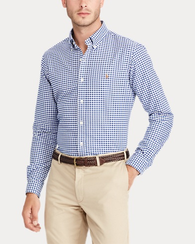 89d9ed53c0 Camicie casual da uomo | Ralph Lauren IT