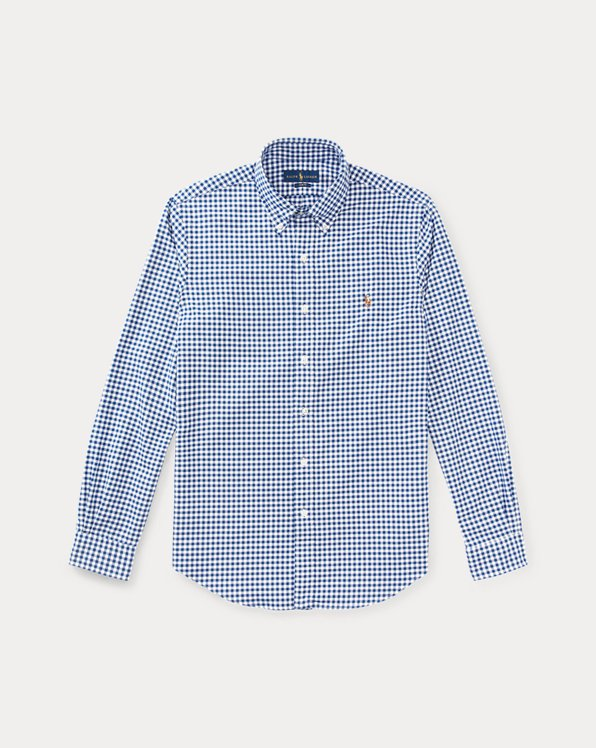Slim Fit Oxford Sport Shirt