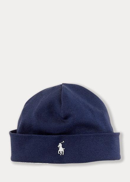 Polo RalphLauren Cotton Interlock Hat
