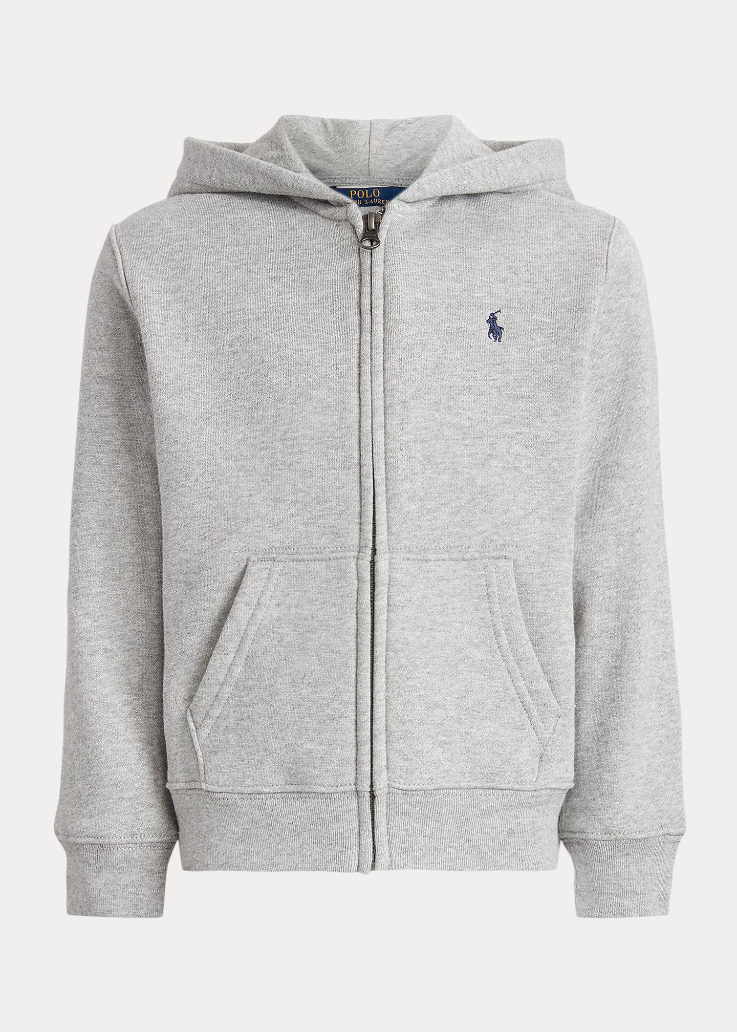 Polo Ralph Lauren Cotton Blend Fleece Hoodie