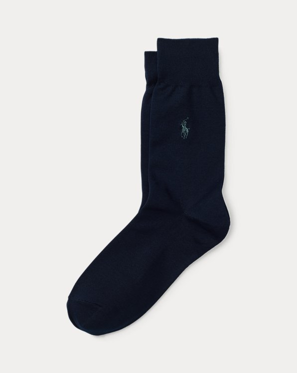 Flat-knitted Sock 2-Pack
