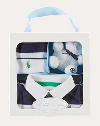 Cotton Rugby Gift Box Set