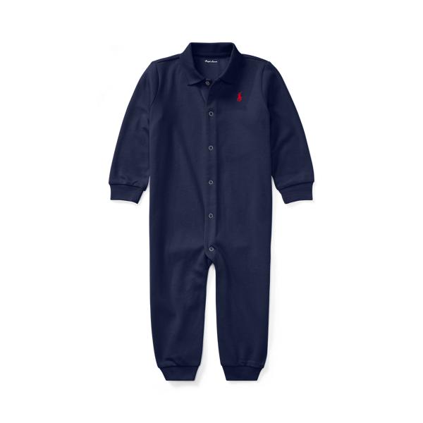 폴로 랄프로렌 Polo Ralph Lauren Soft Cotton Polo Coverall,French Navy