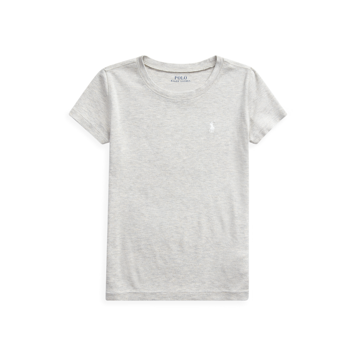 4c656fd13 Cotton-Blend Crewneck T-Shirt