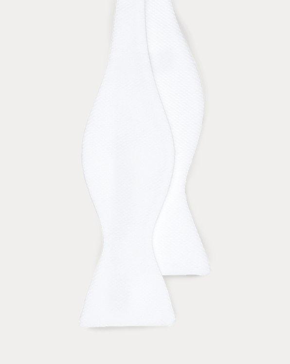 Piqué Bow Tie