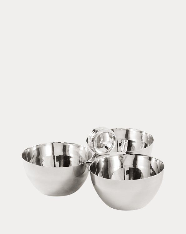 Triple Montgomery Nut Bowl