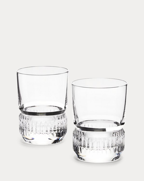 Ensemble verres à vodka Broughton