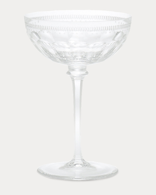 Dagny Champagne Saucer