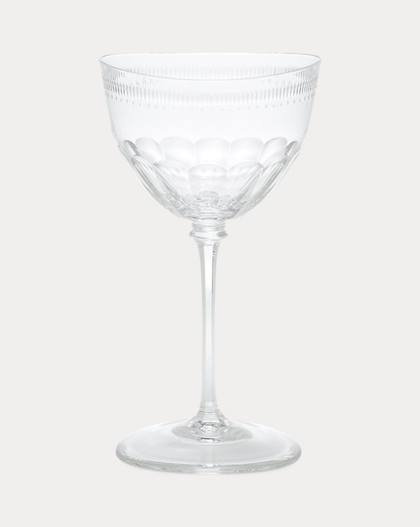 Dagny Crystal Water Goblet