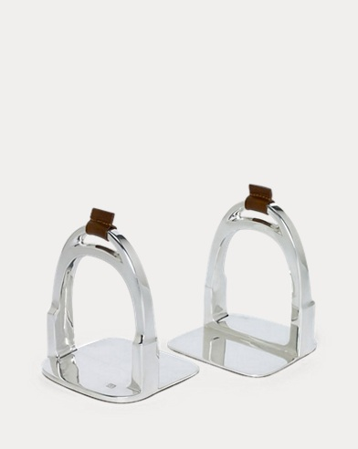 Derbyshire Stirrup Bookends
